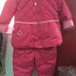 Комбинезон куртка и штанишки осень -весна -1,5 -2,5 годика