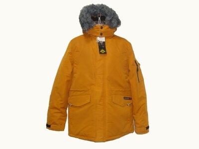Мужская зимняя куртка - парка Аляска на холлофайбере Egret, Венгрия. Цвета. Есть большие размеры.
