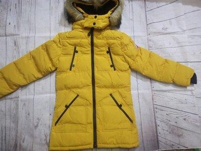 Теплые куртки евро-зима 9-10,11-12 лет. Венгрия