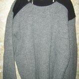 свитер зимний мужской.