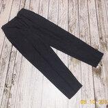 Фирменные классические брюки для девушки, размер 12/46