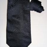 Шикарный шелковый галстук Corneliani Оригинал