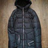 Зимняя куртка с