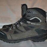 трекинговые кожаные ботинки Mammut gore-tex, р. 42