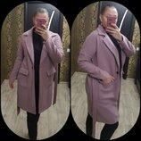 Стильное демисезонное пальто от AMISU