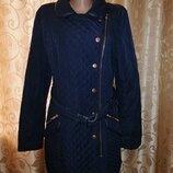 Стильная легкая женская демисезонная куртка, пальто Next