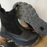 Levis neo Зимние мужские сапоги ботинки угги на змейке термо levi's неопреновый утеплитель