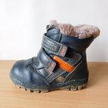 сапоги зимние EBB shoes sport, размер указан 25 р. стелька 15 см