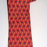 стильный шелковый галстук Longchamp Оригинал
