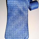 Стильный шелковый галстук Lanvin Оригинал