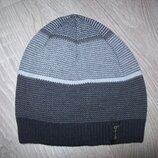 шапка деми на 2-4 года