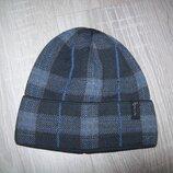 шапка деми на 5-8 лет