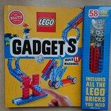 LEGO Gadgets 11 механизмов- подарочный набор книга на английском языке