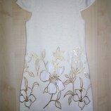 Нарядное платье 134р.
