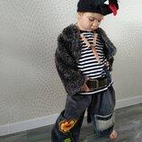 Прокат карнавальный костюм волк, серый волк волка с рогаткой на утренник для мальчиков