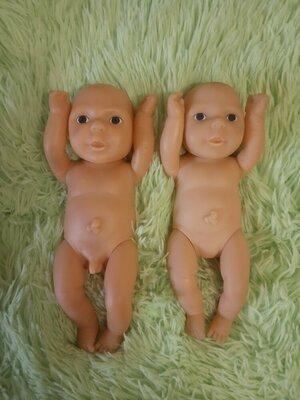 Продано: Куколки пупсики как реборн анатомические 21 см