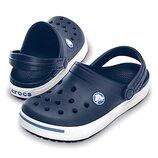 Мужские сандалии тапочки сланцы крокс Crocs Crocband II Adult Clogs