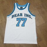 Майка спортивная баскетбольная Bear Inc, майка сетка