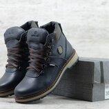 Зимние кожаные ботинки цена 1300 грн. Код 125 с/к Сезон зима Тип ботинки Пол унисекс Цвет