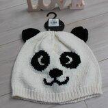 Шапка панда осень-весна 52-54 Atmosphere