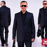 Новиночки Мужской деловой костюм , размеры 44- 64