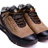 Зимние мужские ботинки Ecco модель 10