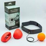 Тренажер для бокса с накладками для рук Fight Ball 0851 размер M-3XL от 4 лет и старше
