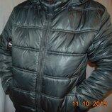 Новая стильная фирменная зимняя курточка бренд Atlas.хл .