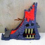 Пещера пиратов вулкан запускалка Just play Disney