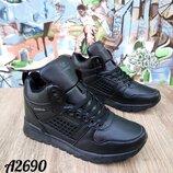 Крутые мужские зимние Ботинки кроссовки SUBA