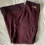 Трикотажные штанишки цвет марсала Ugg australia оригинал S