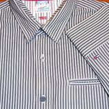 Tommy Hilfiger шикарная рубашка - S - M