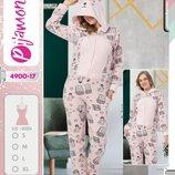 Комбинезон пижама пять расцветок