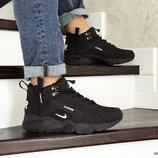 Зимние мужские ботинки Nike Air Huarache 8541