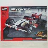 Конструктор Decool 3807 Аналог Lego Technic Формула F1 377деталей
