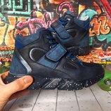 Демисезонные ботинки для мальчика, код 786