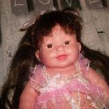 Милая Кукла пупс 22 см. озвучена