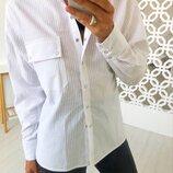 Стильная рубашка 42 - 46