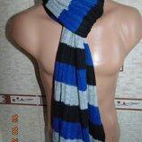 Стильний фирменний шарф шарфик Karree Карри .унисекс .
