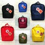 Стильный рюкзак сумка Kanken Все Цвета В Наличии Супер Цена