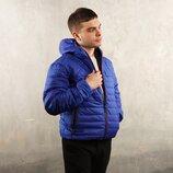 Куртка демисезонная мужская куртка стеганая демисезонная молодежная куртка
