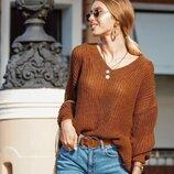Новиночки Классный свитер, размеры 42- 46