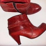 Эксклюзивные испанские ботинки tggeis 39р.