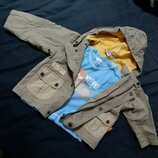 Куртка, ветровка, свитер