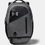 Рюкзак Under Armour Hustle 4. 0 Backpack NEW Оригинал Серый цвет городской