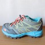 Кроссовки ботинки The nofth face 33,5 р. Стелька 21,7 см