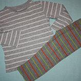 Пижама в полоску для детей 2/3лет р-98/104 в идельном состояние
