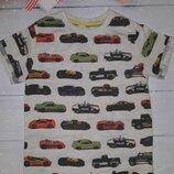 Стильная футболка Rebel на 5-6 лет