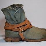 Ботинки сапоги A.S. 98 Airstep женские кожаные. Италия. Оригинал. 37-38 р./24.5 см.