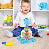 Детская юла Playskool дзига 3 вида